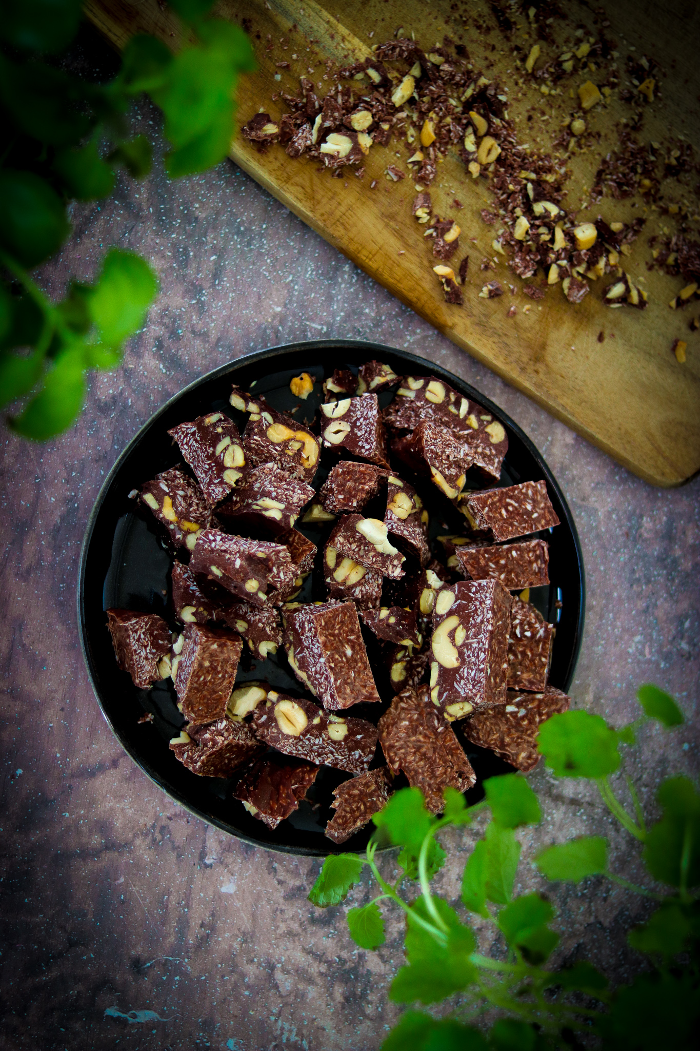 Sockerfri choklad