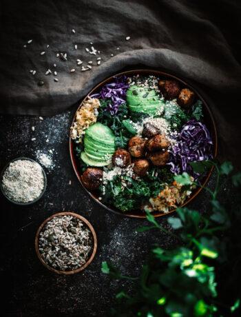 zucchinibollar