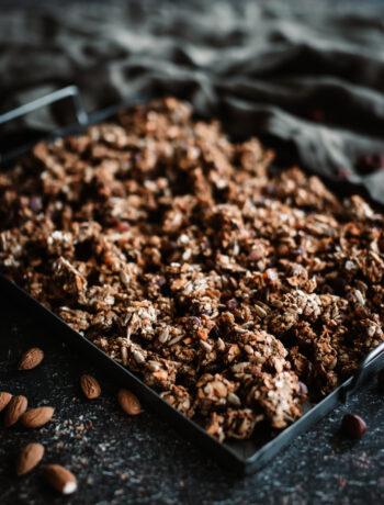 Energirik granola